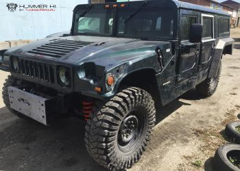 Hummer H1 - Before 1