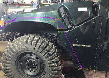 Hummer H1 - Before 3