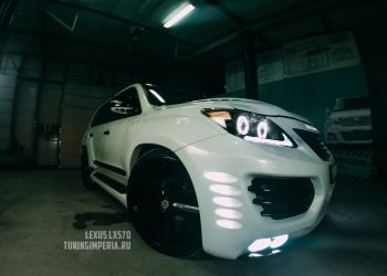Lexus LX570 by tuningimperia.ru