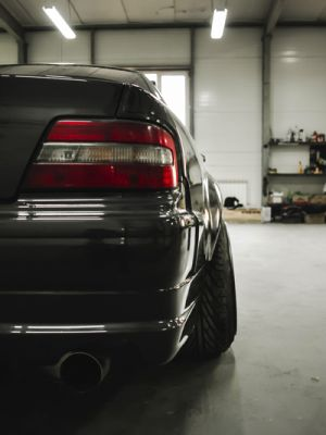 Toyota Chaser JZX100 Bn-sports
