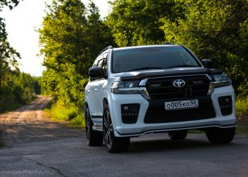 Toyota Land Cruiser Restyling Complekt 6