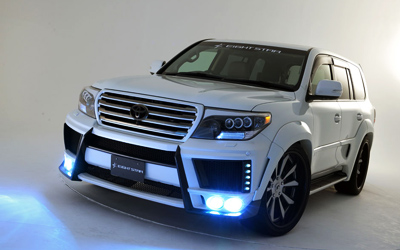Обвес Double Eight Land Cruiser 200 купить